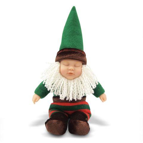 Кукла из серии - Детки-эльфы, 23 смКуклы детки ANNE GEDDES<br>Кукла из серии - Детки-эльфы, 23 см<br>