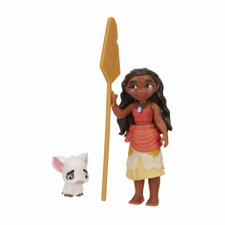 Набор из 2 фигурок: Моана и Пуа из мультфильма МоанаМоана (Moana)<br>Набор из 2 фигурок: Моана и Пуа из мультфильма Моана<br>
