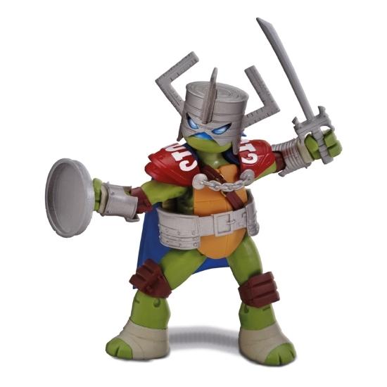 Фигурка Черепашки-ниндзя Рыцарь Лео, 12 смЧерепашки Ниндзя<br>Фигурка Черепашки-ниндзя Рыцарь Лео, 12 см<br>
