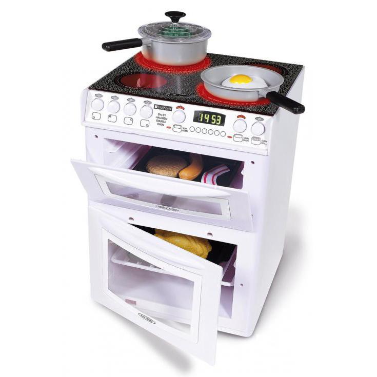 Игровой набор с кухонной плитойДетские игровые кухни<br>Игровой набор с кухонной плитой<br>