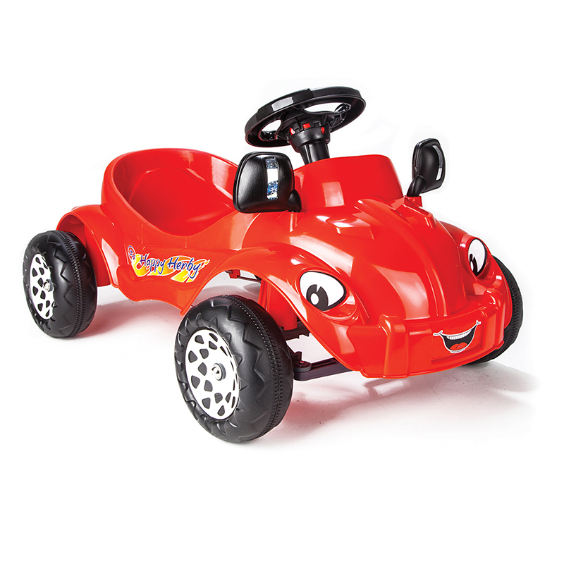 Педальная машина  Happy Herby - Педальные машины и трактора, артикул: 160411