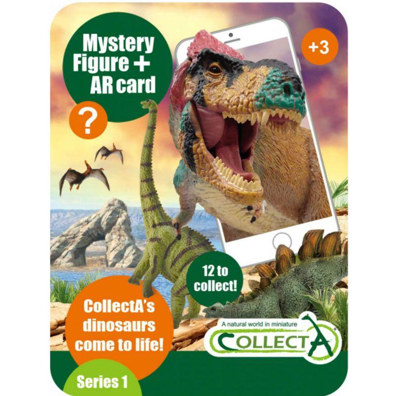 Фигурка Gulliver Collecta - Мини фигурка динозавра, коллекция 1Жизнь динозавров (Prehistoric)<br>Фигурка Gulliver Collecta - Мини фигурка динозавра, коллекция 1<br>