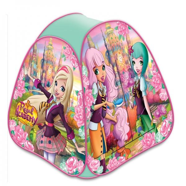 Купить Палатка детская игровая - Королевская академия, в сумке, Играем вместе