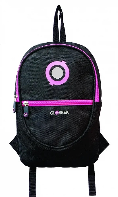 Рюкзак Junior Черно-розовый фото