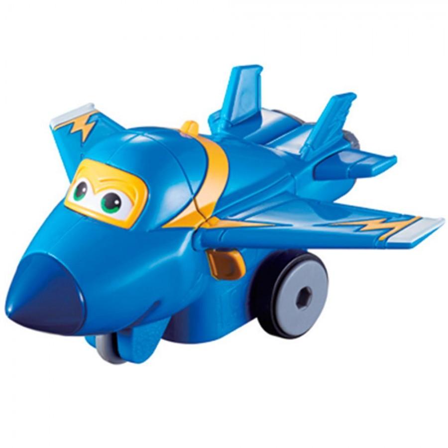 Инерционный самолет Джером из серии Супер КрыльяСупер Крылья (Super Wings)<br>Инерционный самолет Джером из серии Супер Крылья<br>