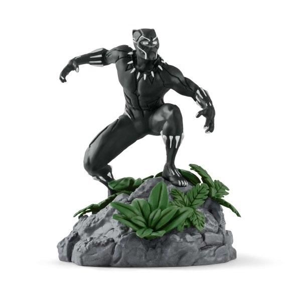 Купить Фигурка - Черная пантера из серии Marvel, Schleich