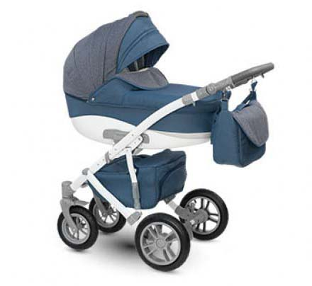 Детская коляска – Camarelo Sirion 2 в 1, Si-16Детские коляски 2 в 1<br>Детская коляска – Camarelo Sirion 2 в 1, Si-16<br>