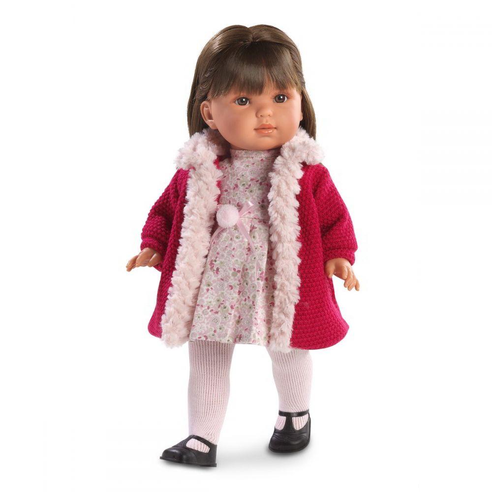 Кукла Лаура 45 смИспанские куклы Llorens Juan, S.L.<br>Кукла Лаура 45 см<br>