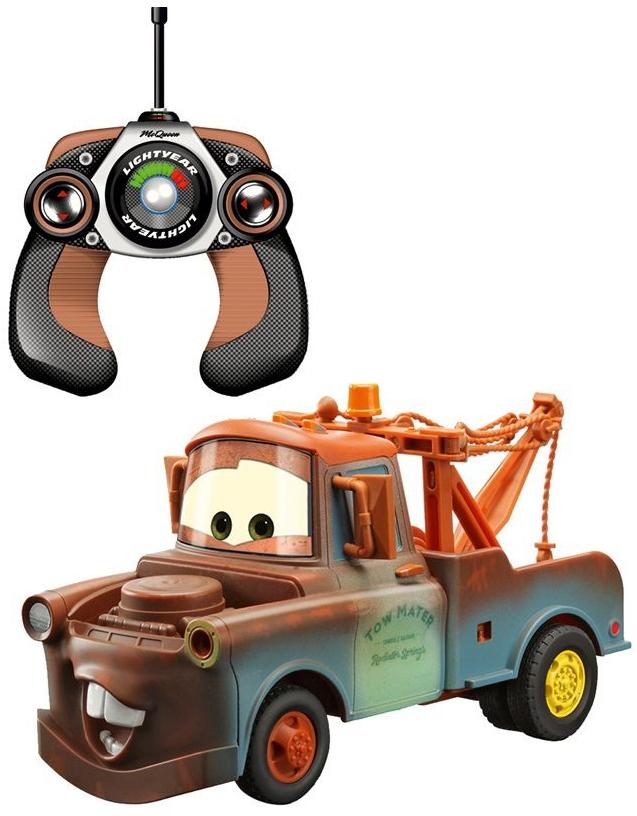 Cars-2: Мэтр на радиоуправлении со светом, звуком и пушками с ракетами, 29 см. - CARS 3 (Игрушки Тачки 3), артикул: 9169