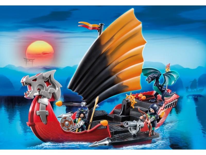 Конструктор «Корабль Дракона. Азиатский дракон»Драконы и рыцари<br>Конструктор «Корабль Дракона. Азиатский дракон»<br>