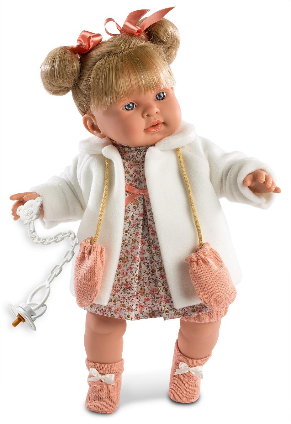 Купить Интерактивная кукла Ирина, 42 см, Llorens Juan
