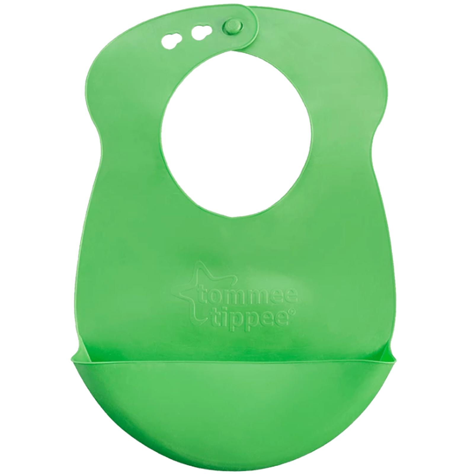 Гибкий нагрудник, зелёныйНагрудники<br>Гибкий нагрудник, зелёный<br>