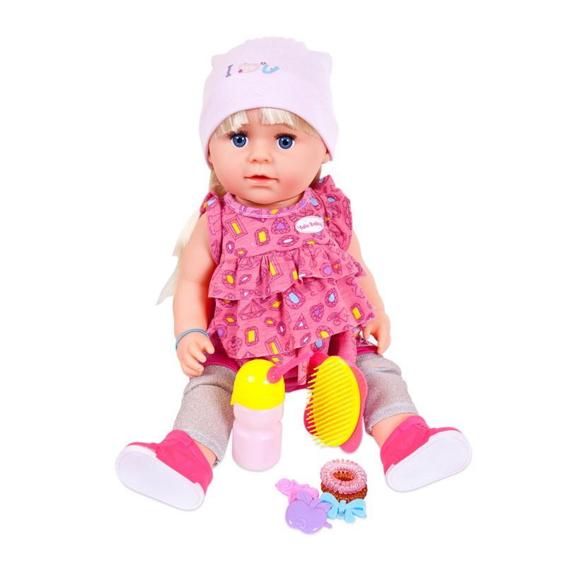 Купить Интерактивная кукла с аксессуарами – Baby boutique, пьет и писает, 45 см, ABtoys