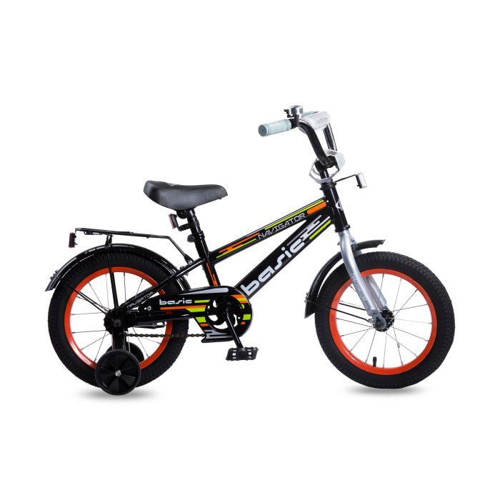Купить Детский велосипед Navigator - Basic, колеса 14