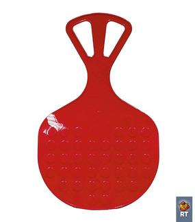 Санки - Ледянки №3 большие, цвет красныйВатрушки и ледянки<br>Санки - Ледянки №3 большие, цвет красный<br>