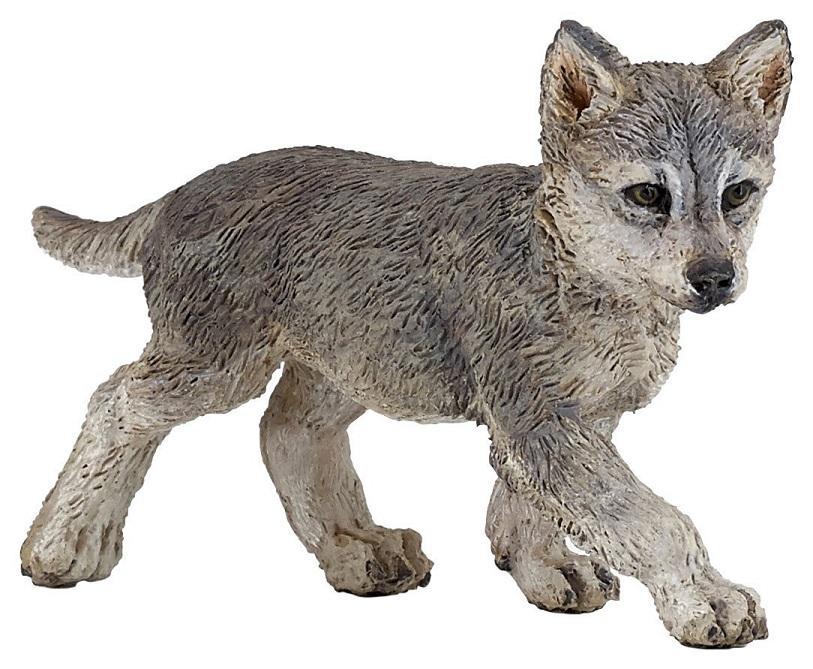 Фигурка – Волчонок фото