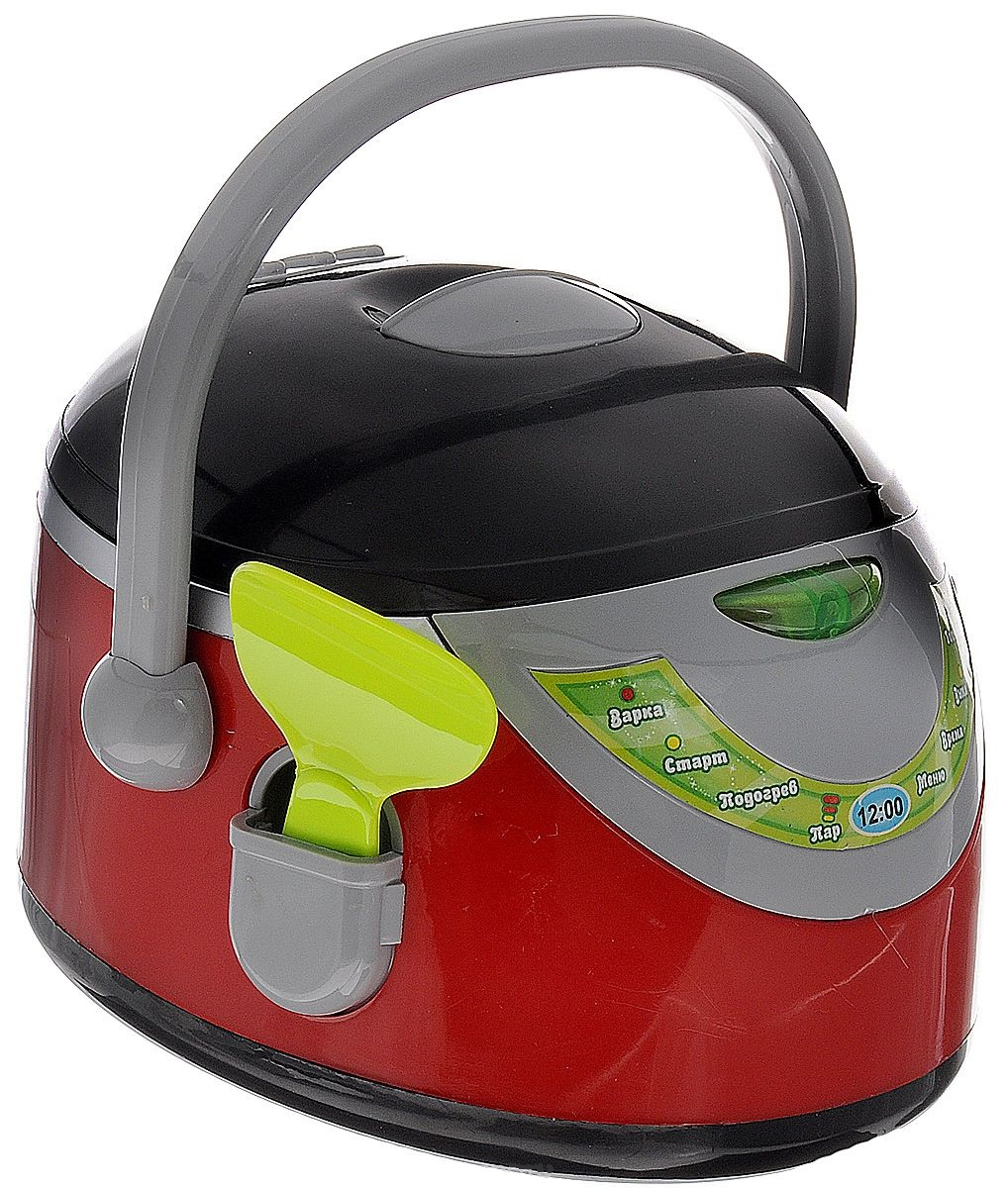 Мультиварка со световыми и звуковыми эффектамиАксессуары и техника для детской кухни<br>Мультиварка со световыми и звуковыми эффектами<br>