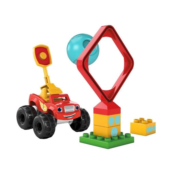 Конструктор – Монстр-трак, 12 деталейКонструкторы Mega Bloks<br>Конструктор – Монстр-трак, 12 деталей<br>