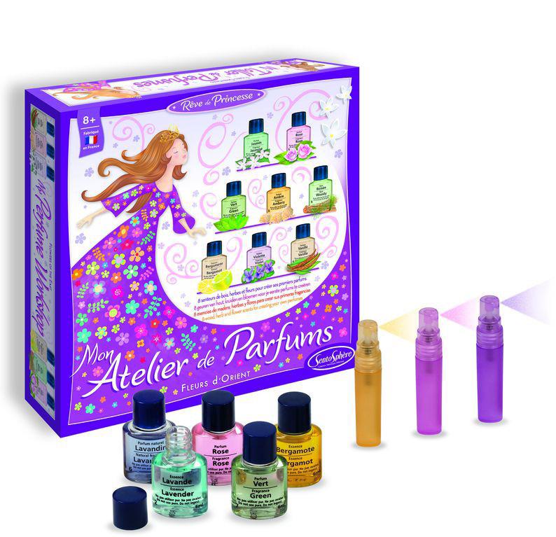 Набор для творчества - Салон парфюм - Цветы востокаЮная модница, салон красоты<br>Набор для творчества - Салон парфюм - Цветы востока<br>