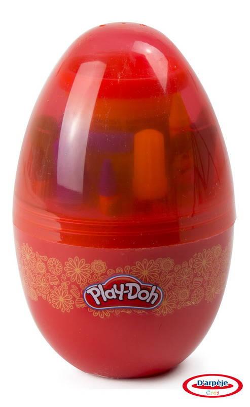 Набор Play doh - Сюрприз в яйцеПластилин Play-Doh<br>Набор Play doh - Сюрприз в яйце<br>