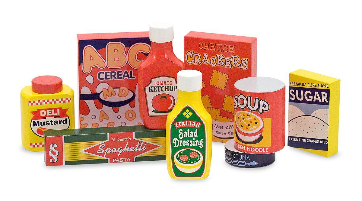 Набор продуктов из серии Готовь и играйАксессуары и техника для детской кухни<br>Набор продуктов из серии Готовь и играй<br>