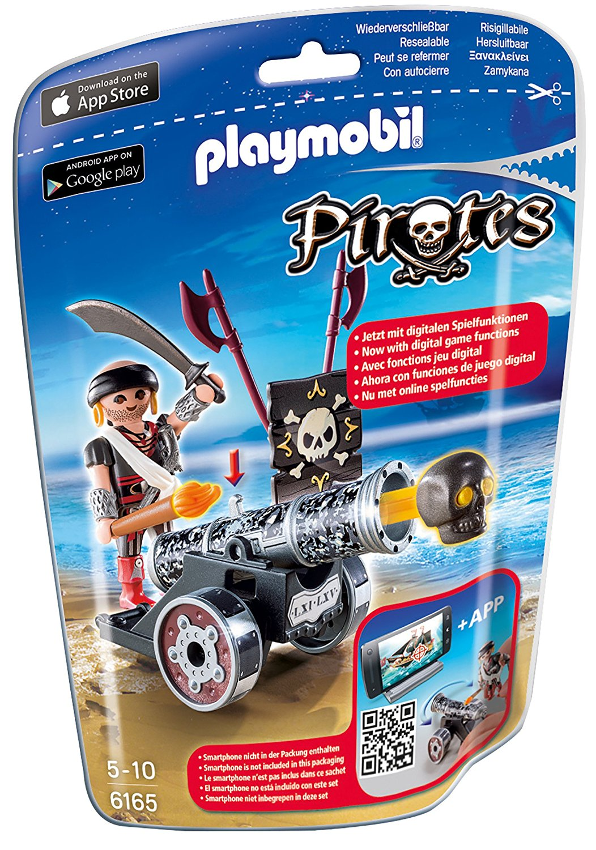 Игровой набор из серии Пираты - Черная интерактивная пушка с морским пиратомПираты<br>Игровой набор из серии Пираты - Черная интерактивная пушка с морским пиратом<br>