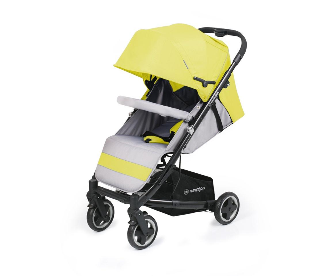Коляска прогулочная Navington Scooner, колеса 31 см, IbizaКоляски для детей<br>Коляска прогулочная Navington Scooner, колеса 31 см, Ibiza<br>