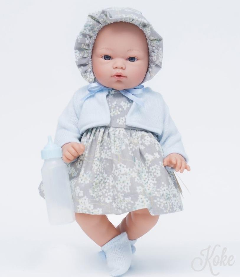 Кукла Коки, 36 см.Куклы ASI (Испания)<br>Кукла Коки, 36 см.<br>