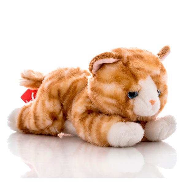 Игрушка мягкая - Котенок рыжий, 28 см.Коты<br>Игрушка мягкая - Котенок рыжий, 28 см.<br>