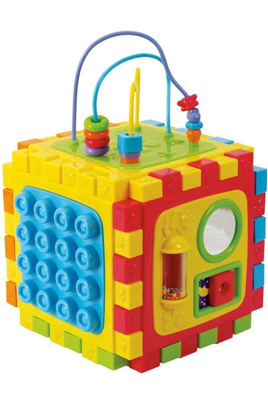 Развивающий центр – Активный кубРазвивающие игрушки PlayGo<br>Развивающий центр – Активный куб<br>