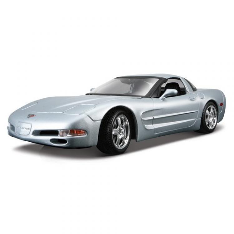 Модель машины Chevrolet Corvette, 1:18