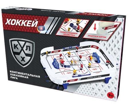 Хоккей настольный КХЛ - Настольный хоккей, артикул: 142663