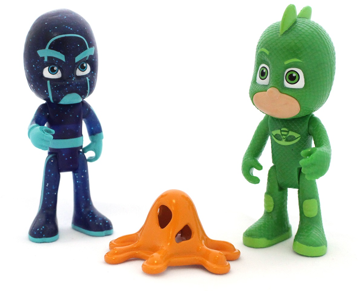 Игровой набор PJ masks – Гекко и Ниндзя - Герои в масках (Pj Masks), артикул: 160737