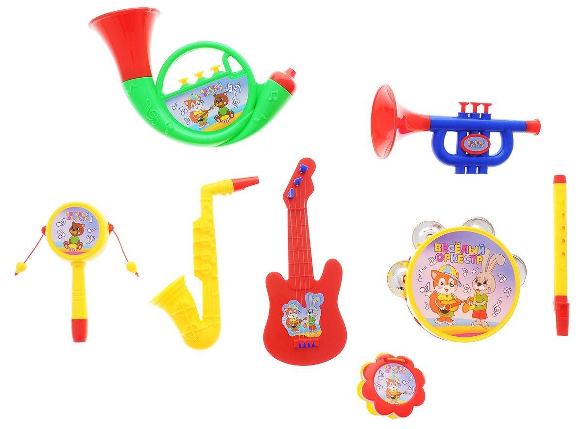 Набор музыкальных инструментов DoReMi - Веселый оркестрМузыкальные наборы<br>Набор музыкальных инструментов DoReMi - Веселый оркестр<br>