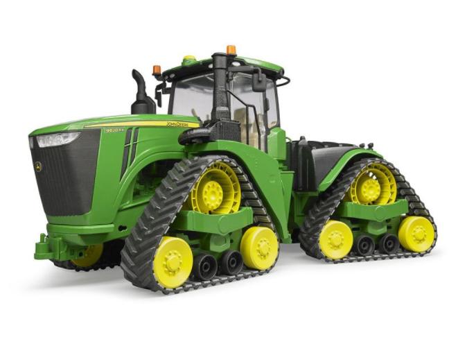 Купить Игрушечный гусеничный трактор John Deere 9620RX, Bruder