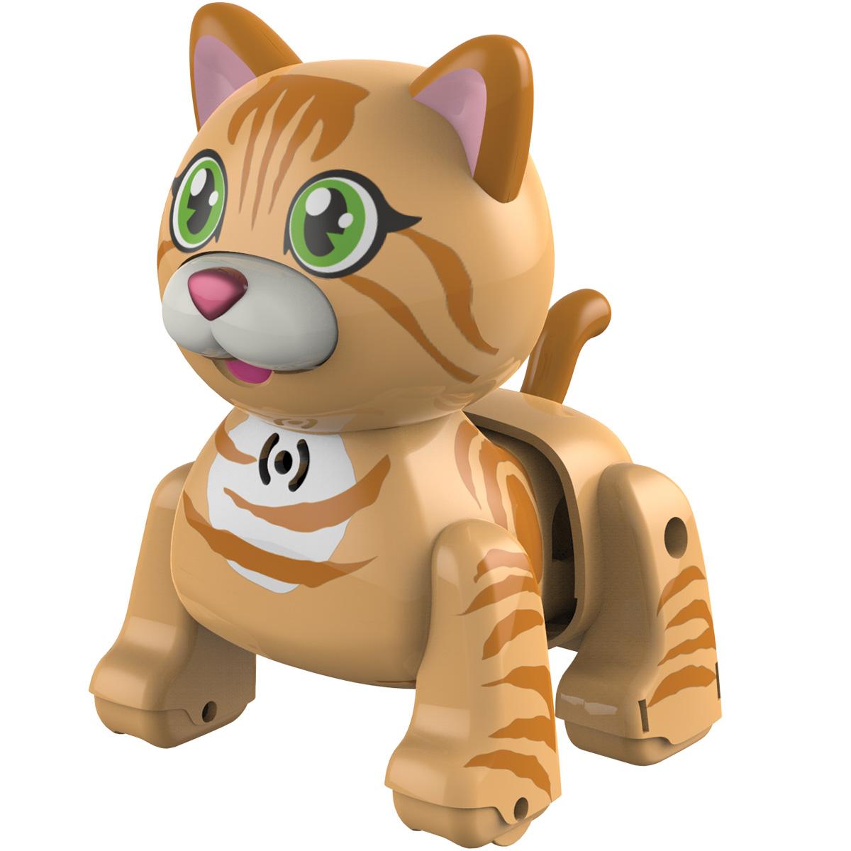 Интерактивный котенок - Американский короткошерстныйИнтерактивные животные<br>Интерактивный котенок - Американский короткошерстный<br>