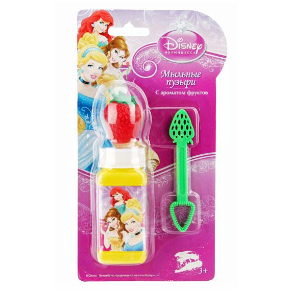 Набор мыльных пузырей с запахом «Принцессы Дисней»Скидки до 70%<br>Набор мыльных пузырей с запахом «Принцессы Дисней»<br>