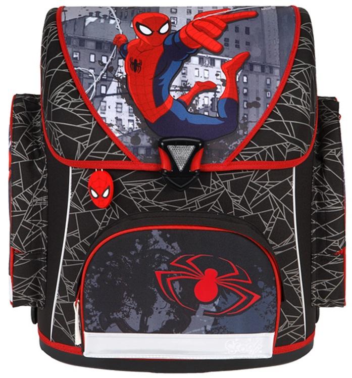 Детский ранец Scooli Spider-Man - Школьные рюкзаки, артикул: 97930