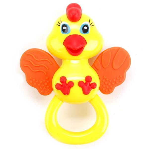 Погремушка - ПетушокДетские погремушки и подвесные игрушки на кроватку<br>Погремушка - Петушок<br>
