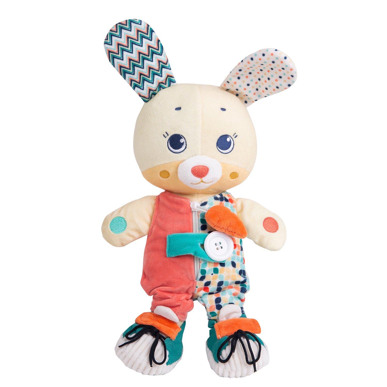 Развивающая игрушка Помощник Зайка фото