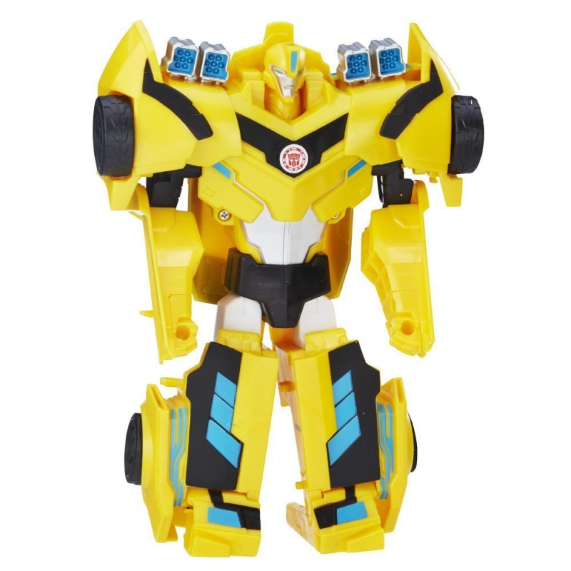 Трансформер Бамблби Bumblebee, серия Роботы под прикрытием