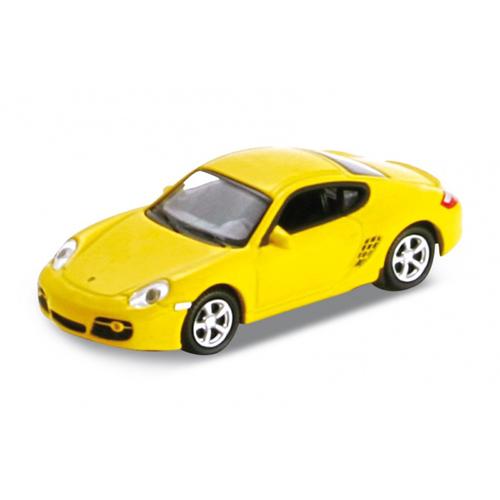Игрушечная модель машины Porsche Cayman S, масштаб 1:87Porsche<br>Игрушечная модель машины Porsche Cayman S, масштаб 1:87<br>