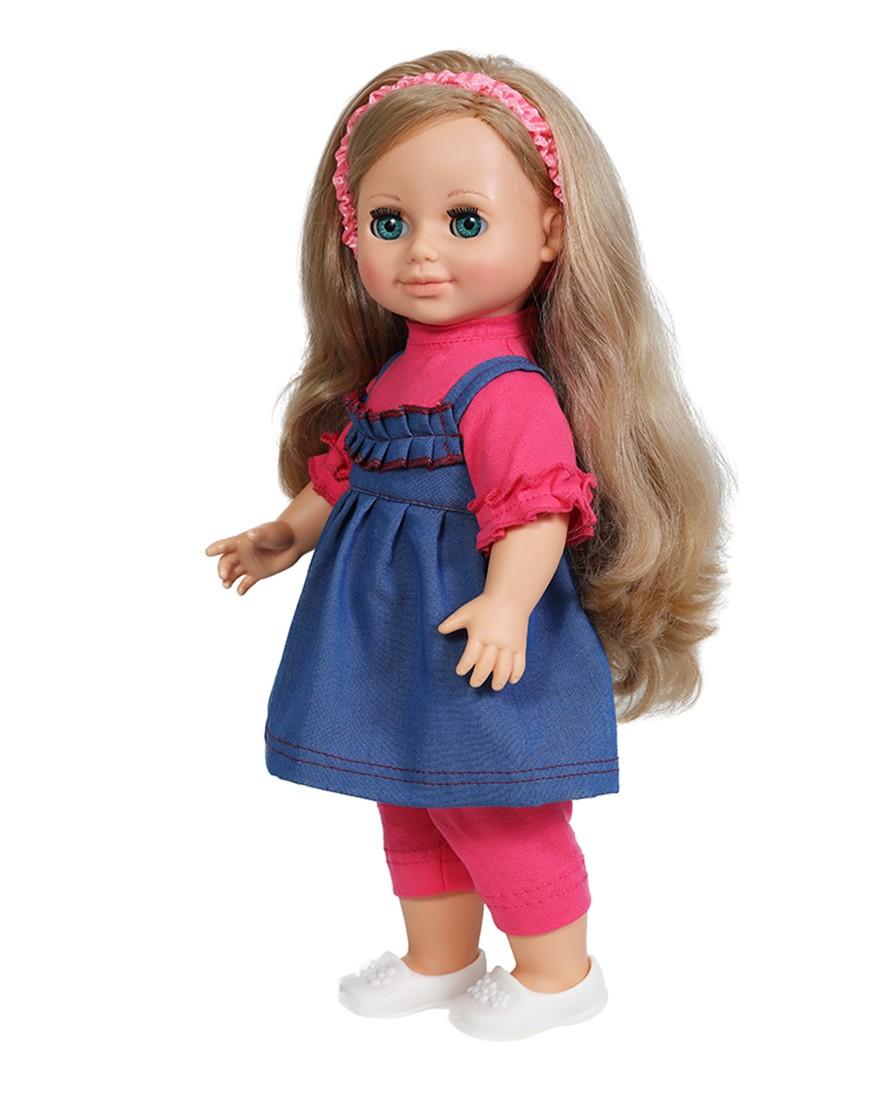 Кукла Анна 5, озвученнаяРусские куклы фабрики Весна<br>Кукла Анна 5, озвученная<br>