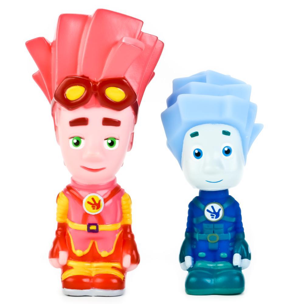 Набор из 2 игрушек для ванной из серии Фиксики