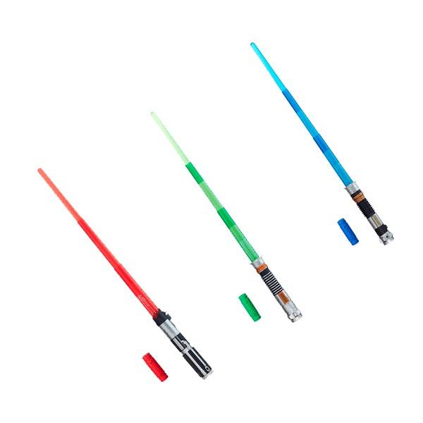 Star Wars. Электронный лазерный меч Звездных войнДетское оружие<br>Star Wars. Электронный лазерный меч Звездных войн<br>