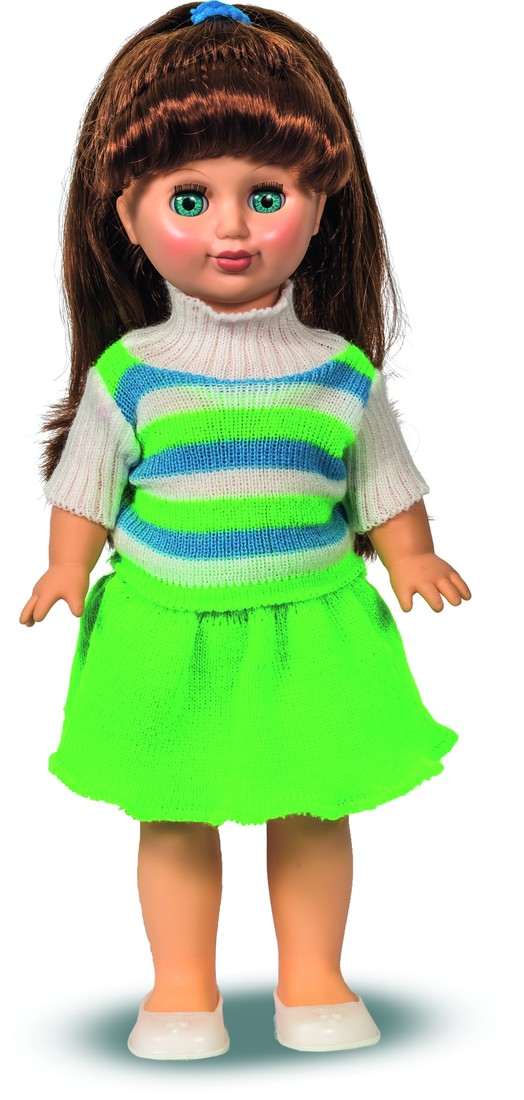 Кукла Иринка 6, высотой 37 смРусские куклы фабрики Весна<br>Кукла Иринка 6, высотой 37 см<br>