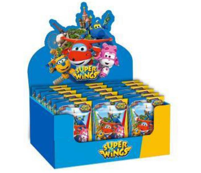 Купить Минифигурки из серии Супер Крылья, Auldey Toys