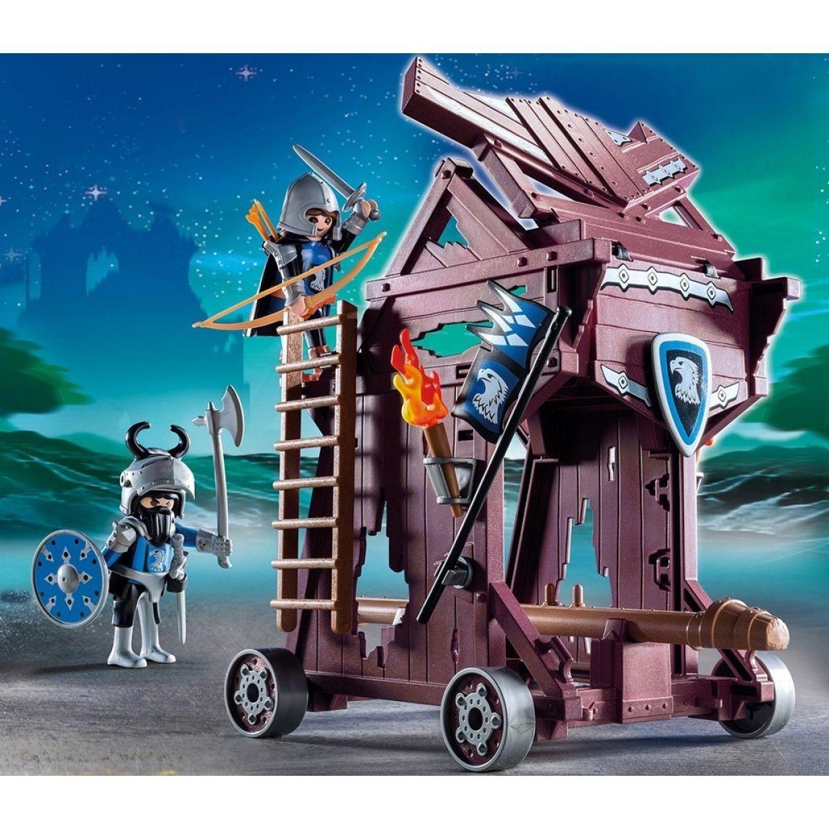 Купить Игровой набор – Рыцари: Рыцари Орла атакуют башню, Playmobil