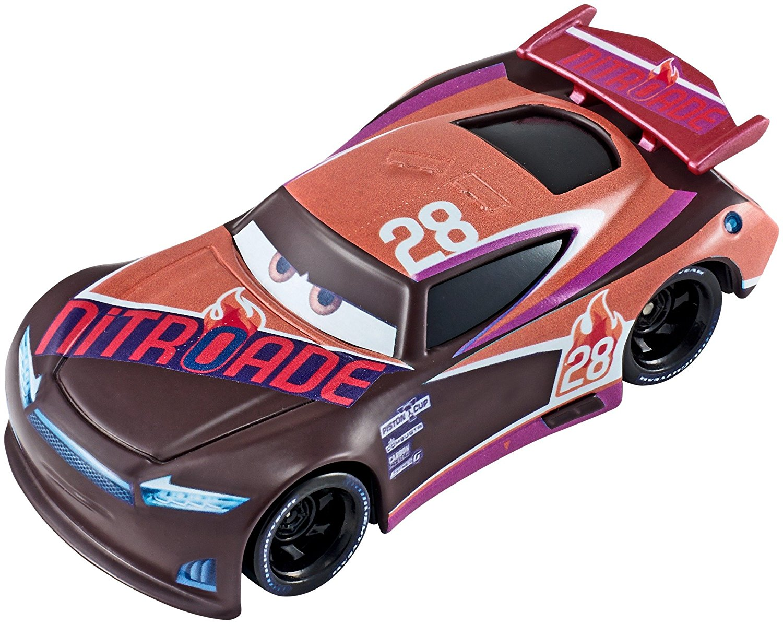 Коллекционная машинка Cars 3  Тим Балони - CARS 3 (Игрушки Тачки 3), артикул: 165403