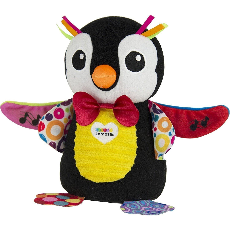 Музыкальный пингвин ОскарДетские развивающие игрушки<br>Музыкальный пингвин Оскар<br>